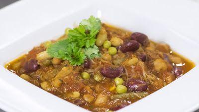 mój zbiór przepisów kulinarnych-  wyszukane w sieci: Tomasz Strzelczyk: Fasolka w pomidorach