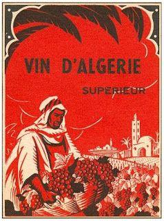 Vins d'Algérie