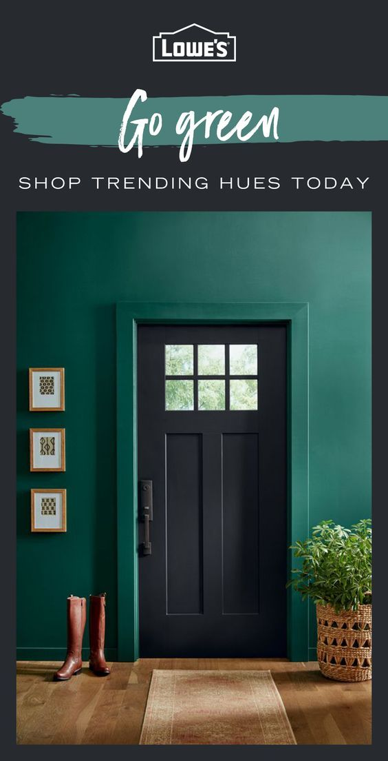 Add A Splash Of Color To Any Space In Your Home With Paint Options