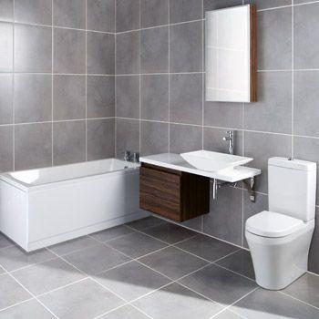 Ultra - Stasis Bathroom Suite