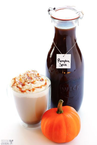 Skip the coffee house and make your PSL at home! It's wallet friendly and just as tasty. #MrCoffee