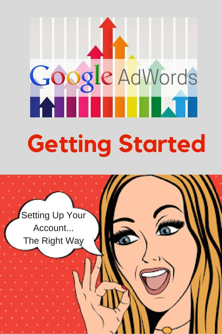 Head to www.adwords.google.com to set up an account. When creating an account, you have the option to create it under your existing Gmail account or set up a new account.  Personally, I like to set up a new Gmail account ahead of time, which I use specifically for #AdWords #management. This way, my personal email isn't bombarded with emails from AdWords.
