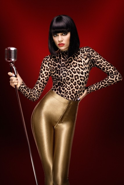 Jessie J - Official 'The Voice' photo I actually want this entire outfit.