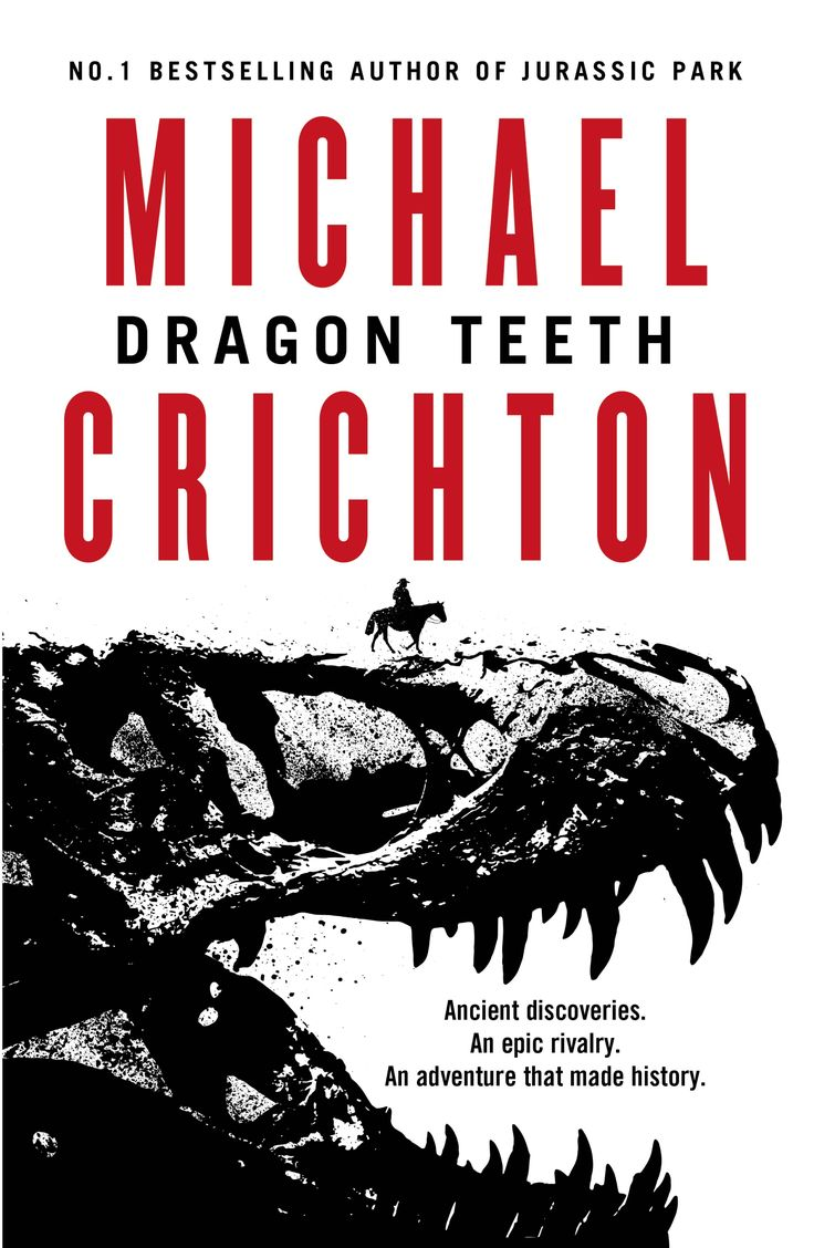 Michael Crichton, the author of 'Jurassic Park', returns to the world of paleontology in this recently discovered novel - a thrilling adventure set in the Wild West during the golden age of fossil hunting.