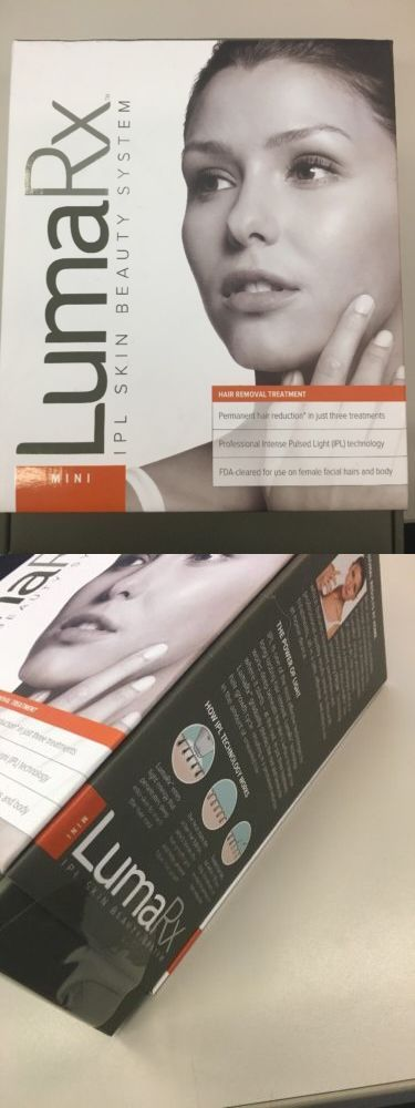 Laser Hair Removal and IPL: Lumarx Ipl Mini Hair Removal System Luma Rx -> BUY IT NOW ONLY: $180.0 on eBay!