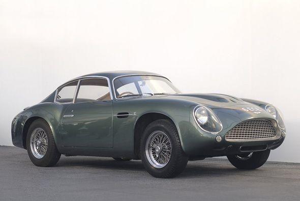 ASTON MARTIN DB4 GT ZAGATO 1961.- El Aston Martin DB4 GT se presentó en...