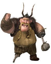 Gobber the Belch | Rise of the Brave Tangled Dragons Wiki | Fandom powered by Wikia