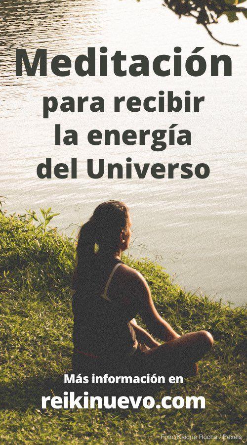 Escucha esta meditación guiada para recibir la energía del Universo y al mismo tiempo unirte a ella. Más información: https://www.reikinuevo.com/meditacion-guiada-recibir-energia-universo/