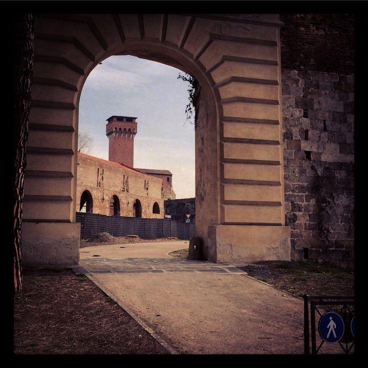 Pisa -La Cittadella