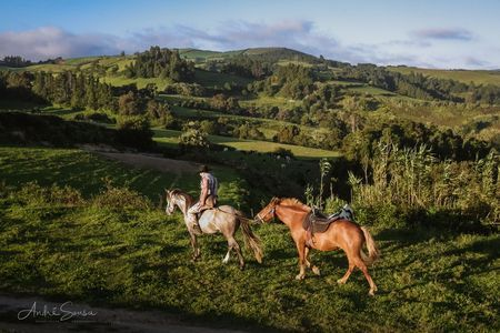 Horseman of Nossa Senhora da Paz Photo by André Sousa -- National Geographic Your Shot