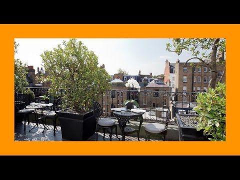 Blakes London 5* - Hoteles 5 estrellas lujo en Londres centro 2017 - YouTube