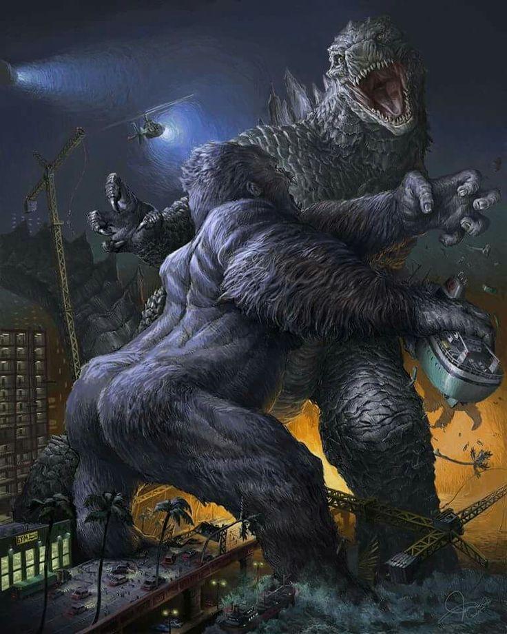 25+ Best Ideas about King Kong Vs Godzilla on Pinterest ...