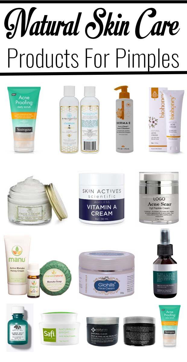 Best Natural Face Cream For Acne Prone Skin Sensitive Acne Prone Skin Natural Face Cleanser Acne Prone Skin