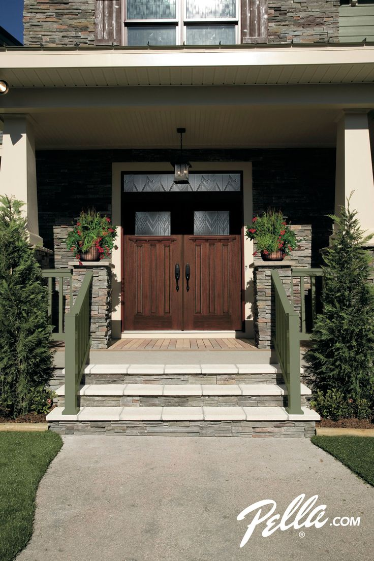 Pella entry doors with sidelights - Add A Touch Of Traditional Charm To Your Home With A Pella Fiberglass Front Door