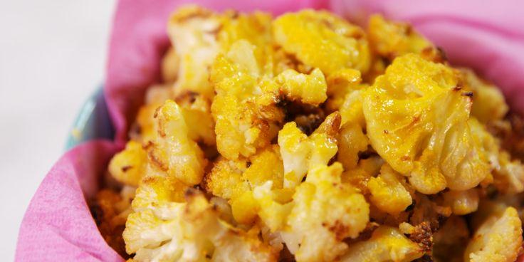 Popcorn van bloemkool? Ja, popcorn van bloemkool