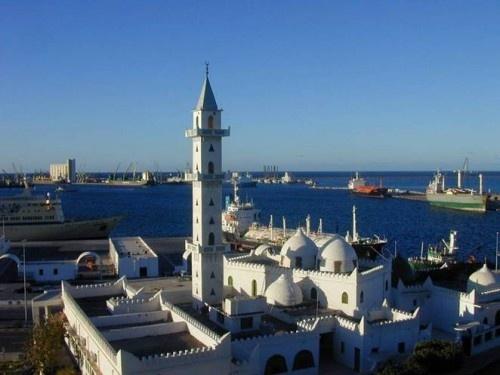 Tripoli (طرابلس), Libya