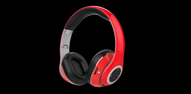 Model: Sonitus.    BLUETOOTH HEADPHONES With this perfectly designed headset featuring easy to navigate touch pads, high resolution audio and deep bass, you will feel you are part of the music. The soft composite foam and light weight material sits effortless on your ears. The Sonitus offers quality and features our customers can depend on.