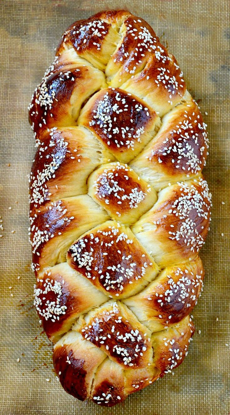 404 best images about brioches et croissants on pinterest pain au chocolat thermomix and belle - Kitchenaid challah ...
