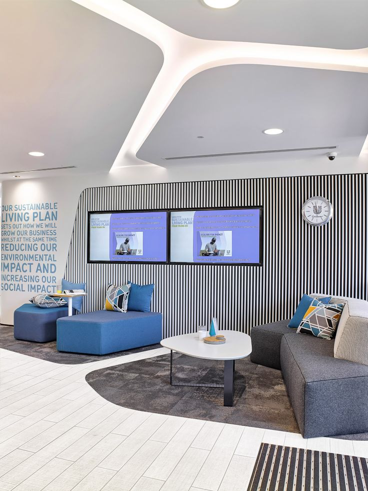 unilever office. Unilever NR Office Reception Area By ODCM Josh Hill Photography
