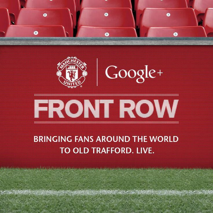 This was the brilliant idea from Manchester United who broadcast fans onto their LED screens.