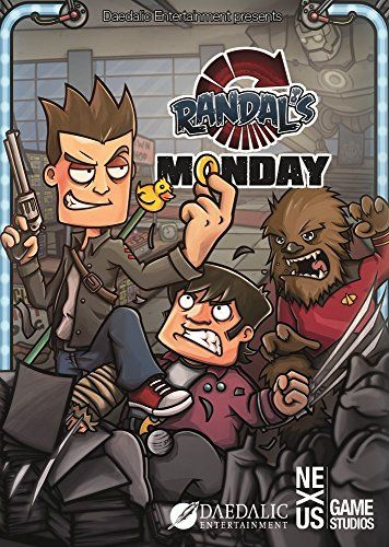 Randals Monday [Download] @ niftywarehouse.com #NiftyWarehouse #Zombie #Horror #Zombies #Halloween