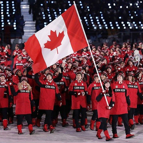 @pyeongchang2018 has begun! We are beyond excited to celebrate the athletes and events with true #Canadian pride through @freestylecanadaskis #socialmedia presence! Before the athletes hit the starting gate we want to give @hellojorssen an honorary for her SM efforts leading up to (and during) the ultimate winter sporting event.