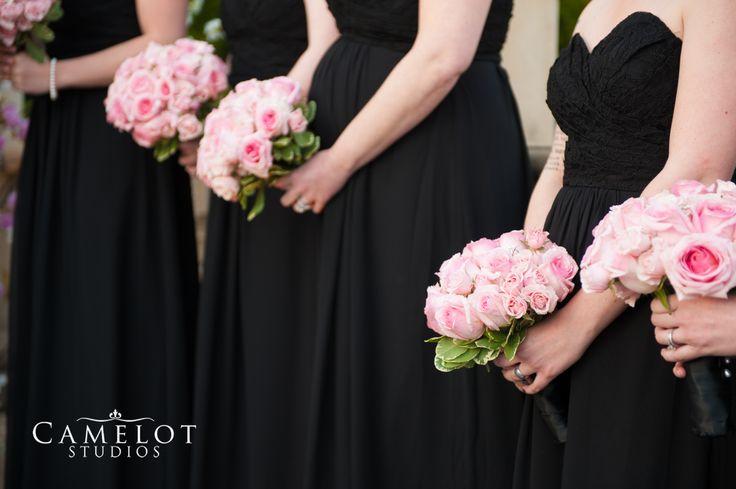 Gorgeous elegant pink personal bouquets~ Amaryllis Event Decor Northvale, NJ