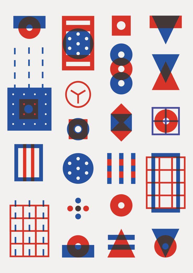 Typeclass of HfG, Katya Velkova, Scetch for »Aldo van Eyck«, Kunstsammlung Nordrhein Westfalen, 2013