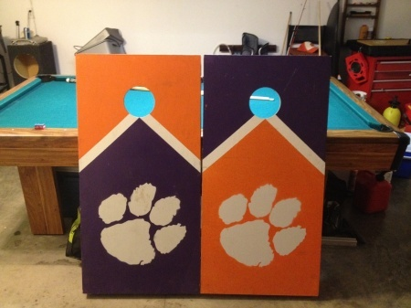 how to make a cornhole board ultimatetailgate fanatics - Cornhole Design Ideas