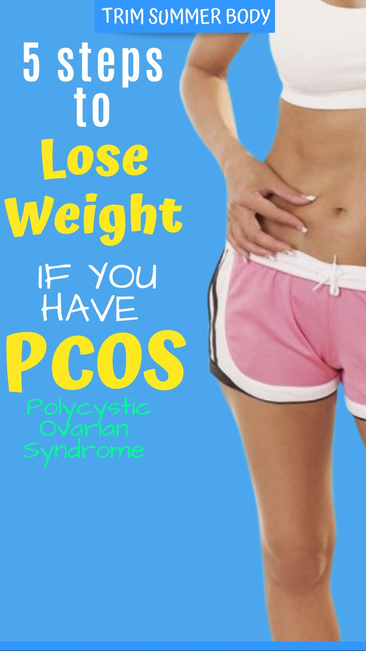 how to lose weight with pcos – 7 weight loss tips for women