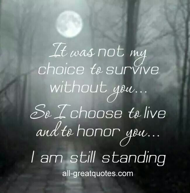 Moving On After Death Quotes