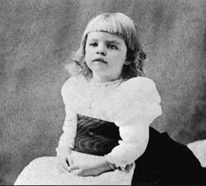 Eleanor Roosevelt as a child!! Biography :: National First Ladies' Library
