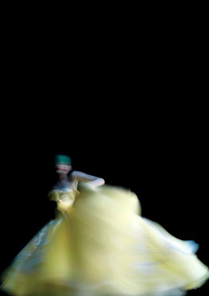Dior by John Galliano. Photo by Sarah Moon.