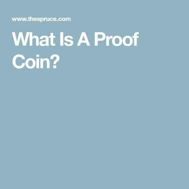 What Is A Proof Coin?