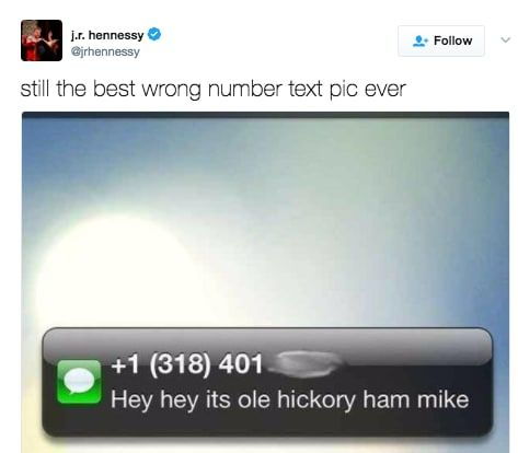 22 Wrong-Number Texts That Are Equal Parts Horrifying And Hilarious