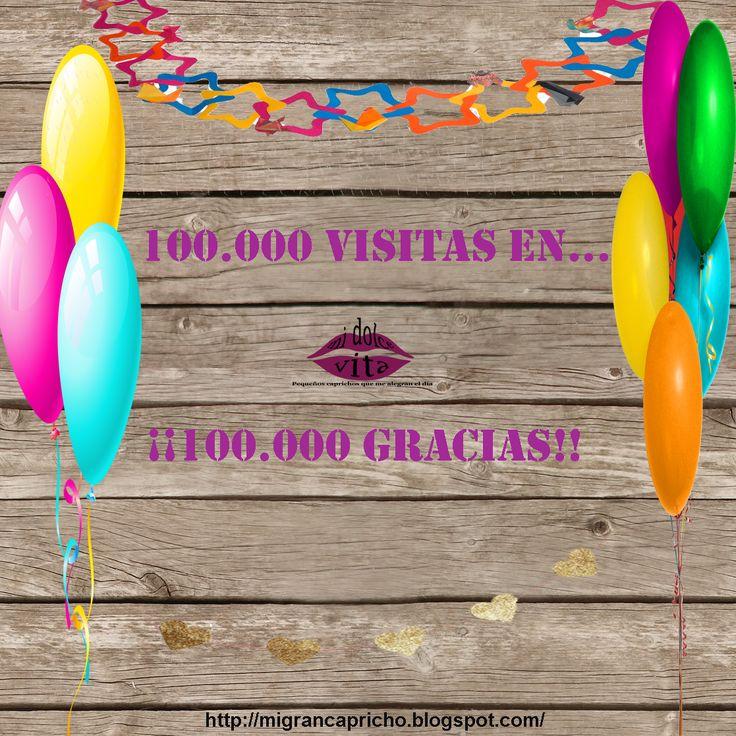 100.000 visitas   premios 20 blogs