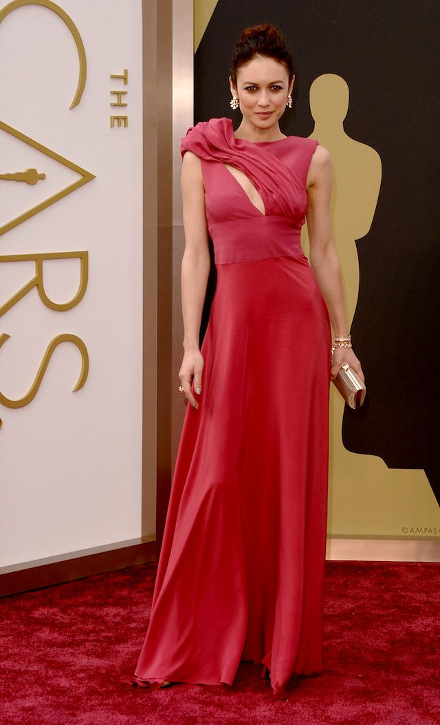 The Oscars 2014: The Best of the Red Carpet