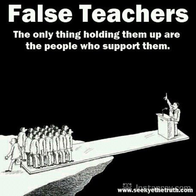 False Teachings | Online Bible Study