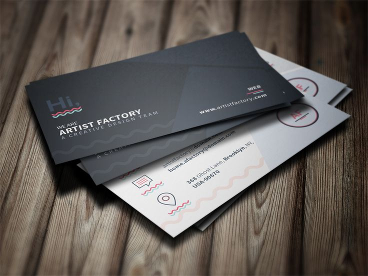 17 best Business Card images on Pinterest   Business card ...