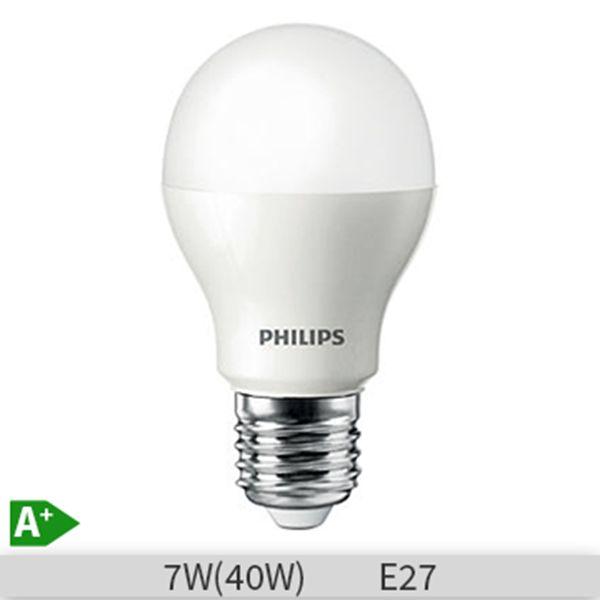 Bec LED Philips LEDBulb A60 7W, E27, 25000 ore, lumina calda http://www.etbm.ro/tag/148/becuri-led-e27
