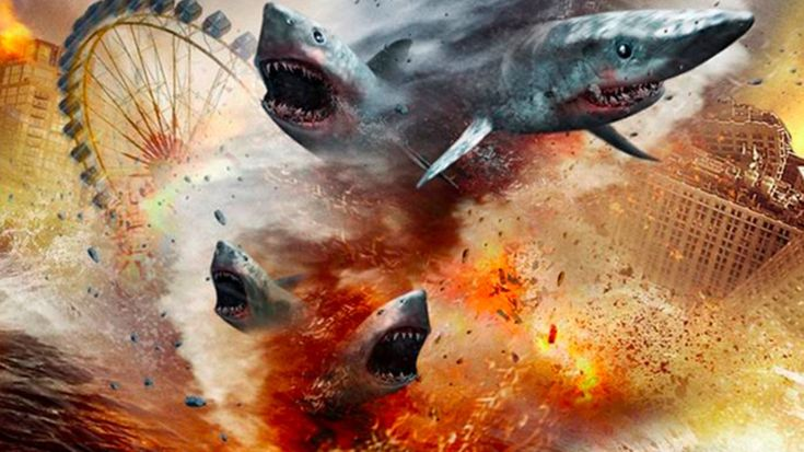 There's a third installment of the 'Sharknado' series coming to an ocean near you.