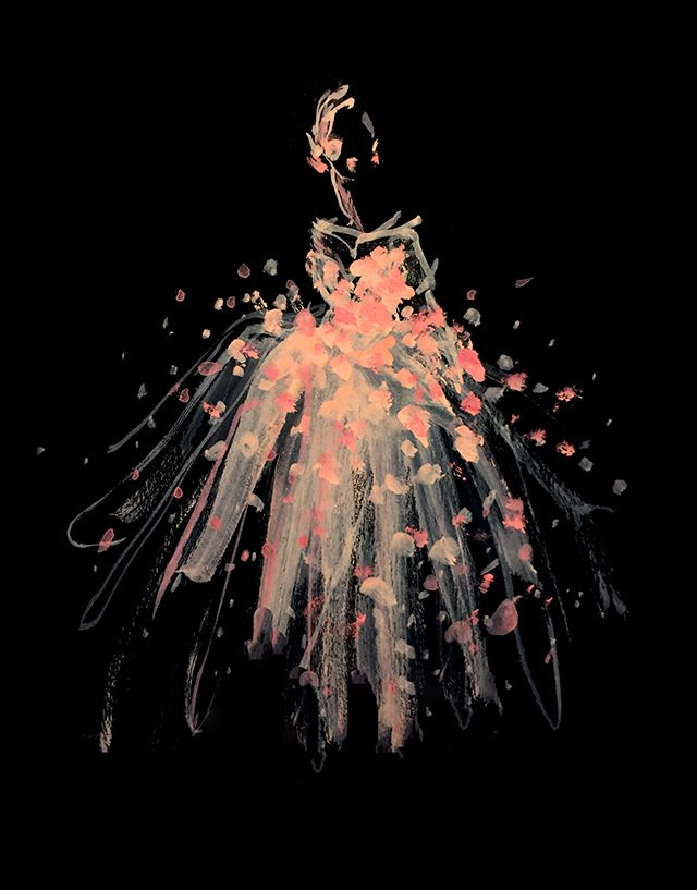 Paper Fashion - Gown