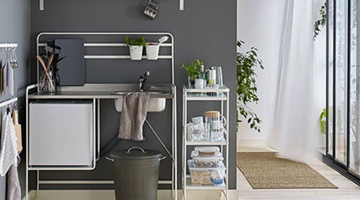 Diese Ikea-Küche kostet nur 99 Euro