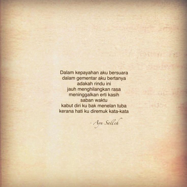# Puisi