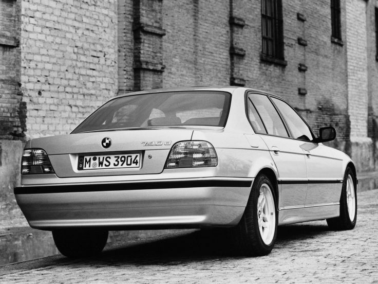 1999-01 BMW 740d E38