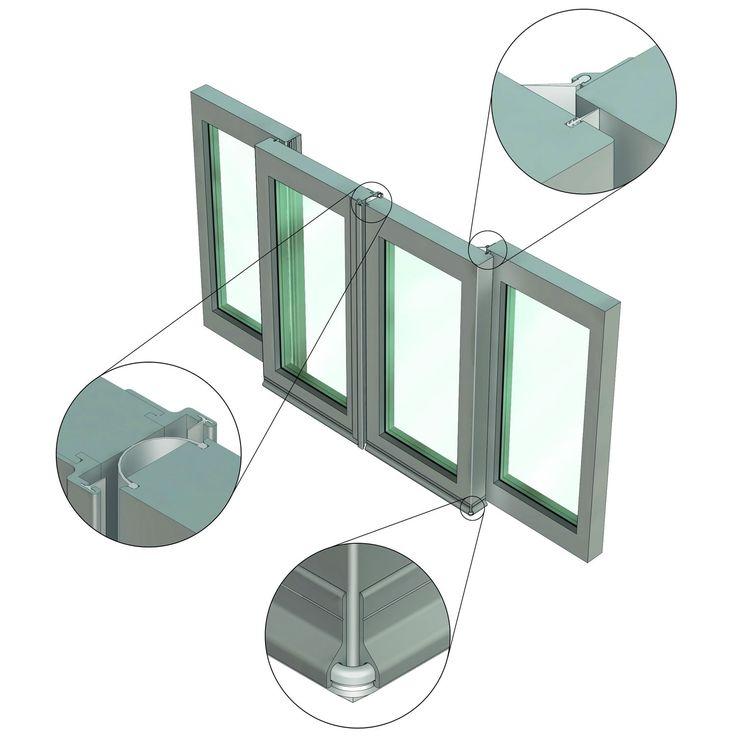Uși glisante automate break out | Alumatic - Specialistul intrărilor automate
