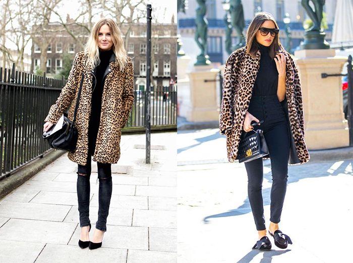 Las diez vidas del abrigo de leopardo