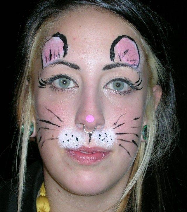 17 best images about face paint konsert on pinterest