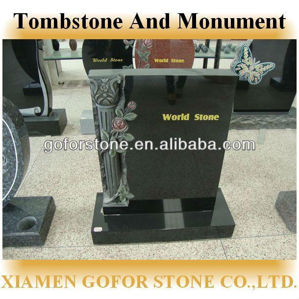Tree headstone, unique headstones, granite tombstones designs $500~$1000