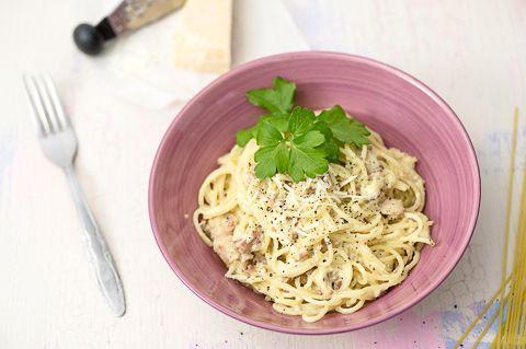 Pasta+Carbonara